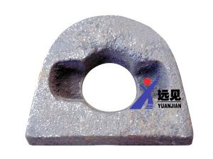 171S99 / 01-2 Zhangjiakou coal machine 630 series coal mine scraper conveyor dumbbell pin clamp